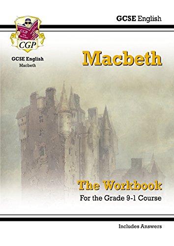 New grade 9 1 gcse english shakespeare macbeth workbook includes new grade 9 1 gcse english shakespeare macbeth workbook includes answers fandeluxe Choice Image