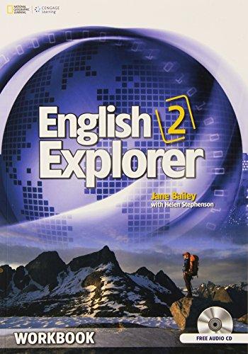 English Explorer 2. Workbook