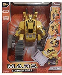 M.A.R.S. Converters Yellow Spot Explorer Cybrotonix Earthmover