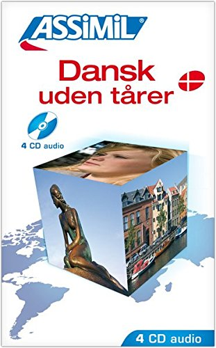Dansk Uden Tårer ; Enregistrements CD Audio (x4)