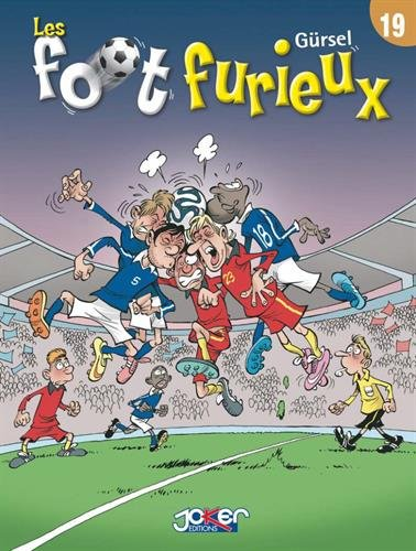 FOOT FURIEUX T19