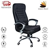 Green Soul Melbourne High Back Office Chair