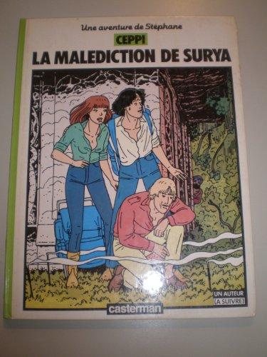 Stéphane Clément : La malédiction de Surya