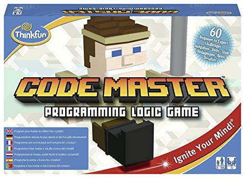 Think Fun Code Master Juego de Habilidad,