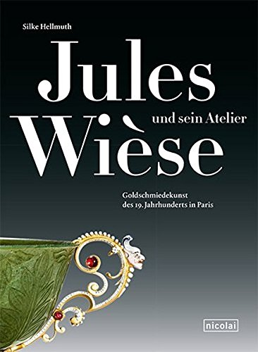 Buchseite und Rezensionen zu 'Jules Wièse und sein Atelier' von Silke Hellmuth