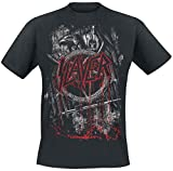 Slayer Dripping Eagle T-Shirt schwarz XL