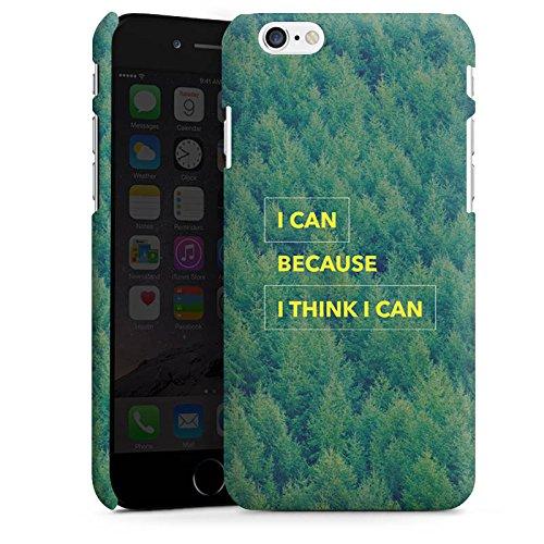 Apple iPhone X Silikon Hülle Case Schutzhülle Motivation Fitness Statement Premium Case matt