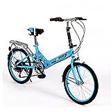 XQ- XQ163URE 20 Zoll Faltrad 6 Geschwindigkeit Fahrrad Männer Und
