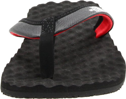 The North Face - W Base Camp Mini, Sandali infradito Donna Nero (Black (Tnf Black/Tnf Red _ Kx9))