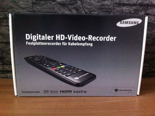 Samsung Digitaler HD-Video-Recoder SMT-C7200
