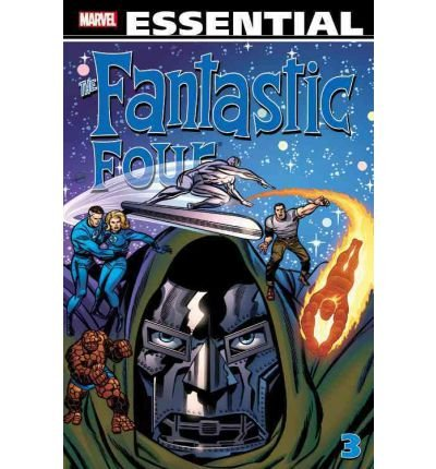 [Essential Fantastic Four: v. 3] [by: Stan Lee]