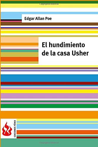 El hundimiento de la casa Usher: (low cost). Edición limitada (Ediciones Fénix)