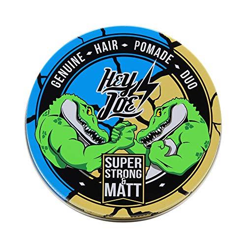Hey Joe Genuine Hair Pomade Duo - 100 ml