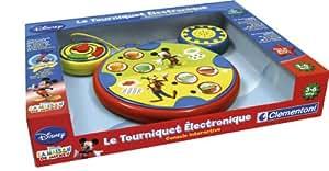Clementoni - Jouet Premier Age - Mickey Club House Quizz