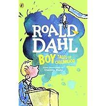 Boy: Tales Of Childhood (Turtleback School & Library Binding Edition) by Roald Dahl (1999-01-01)