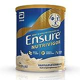 Ensure NutriVigor Nahrungsergänzungsmittel Pulver Vanillegeschmack, 1er Pack (1 x 850 g)