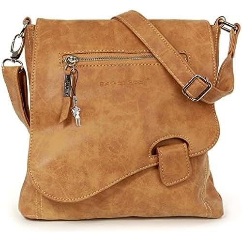 ofertas para el dia de la madre Bag Street - Bolso al hombro para mujer Marrón marrón