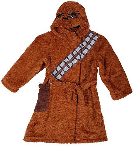 Star Wars Vestido Oficial Chewbacca Bata Albornoz