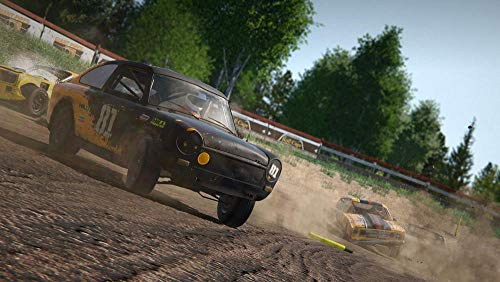 Zoom IMG-1 wreckfest deluxe edition playstation 4