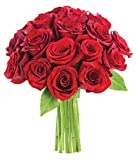 Kabloom Fresh Flowers Bouquet Of 14 Classic Fresh Cut Red Roses