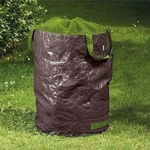 Sac à déchets végétaux Refermable Très résistant 270 L