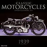 Classic Motorcycles 2019 Calendar