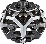 ALPINA Erwachsene Fedaia Fahrradhelm, Titanium-Black, 53-58 cm