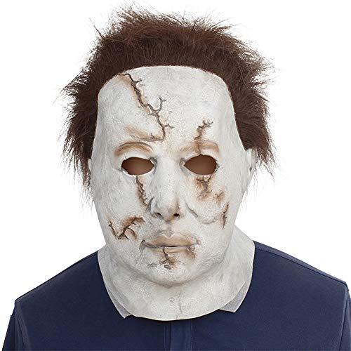 Halloween Horror Mask Warcraft Latex Party Kostüm Maske,Style2