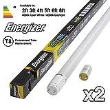 Best Energizer Lampes de bureau - Energizer Lot de 2 néons LED T8 haute Review