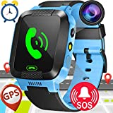 "1.44"" GPS Tracker Kids Smartwatch Phone for Girls Boys with Pedometer Fitness Tracker"