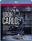 Verdi : Don Carlo. Vargas, Kasyan, de Ana, Noseda. [Blu-ray] [Import italien]...