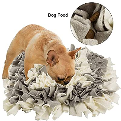 FREESOO Snuffle Mat for Dogs Pet Feeding Mat Training Mats Toys
