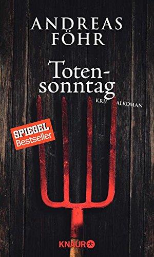 Buchseite und Rezensionen zu 'Totensonntag: Kriminalroman' von Andreas Föhr