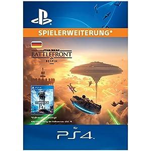 STAR WARS Battlefront Bespin [Spielerweiterung] [PS4 PSN Code – deutsches Konto]