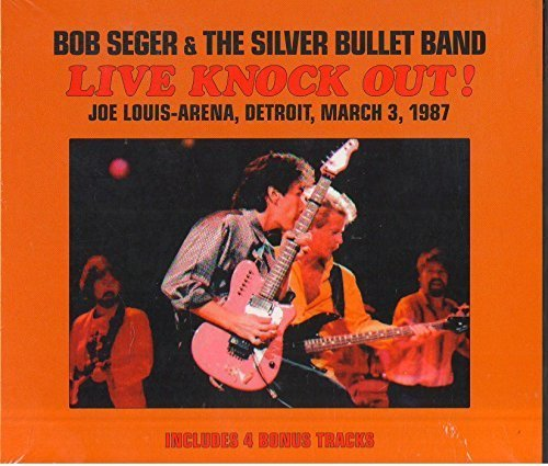 CD.2CD BOB SEGER & THE SILVER BULLET BAND.LIVE KNOCK OUT DETROIT 87.UNRELEASED.SOUNDBOARD RECORDING+4 BONUS - Saratoga Track