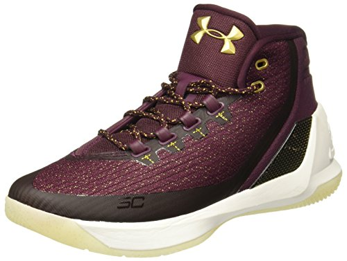 Under Armour Men's Curry 3 Basketball Shoe Violet