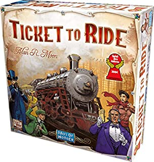 Days of Wonder DOW 7201 Ticket to Ride (0975277324) | Amazon Products