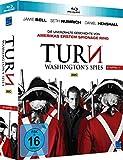 Turn - Washington's Spies Staffel 1 [AMC] (Episode 1-10 im 4 Disc Set) [Blu-ray]