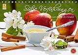 Süße Verführungen (Tischkalender 2017 DIN A5 quer): Selbstgemachte Süßspeisen (Monatskalender,...