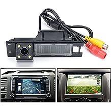 Kalakass LED coche cámara de vista trasera de alta definición Reverse vehículo cámara de copia de