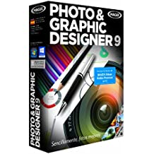 MAGIX Photo & Graphic Designer 9 - Software De Edición Fotográfica