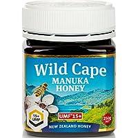 Miel de Manuka Wild Cape UMF 15+ (MGO 514+) East Cape, 250g