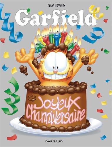 Garfield : Joyeux channiversaire !