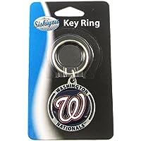 Washington Nationals Zink Team Logo Schlüsselanhänger