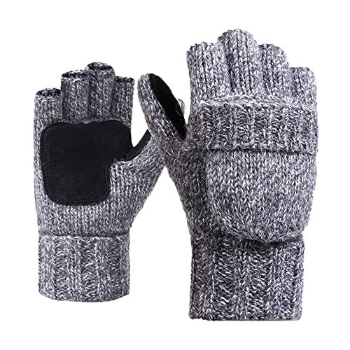 Minmin.Y Skihandschuhe Herren Und Damen Skifahren Skihandschuhe Und Snowboardhandschuhe Outdoor Handschuhe Sport Handschuhe Extrem Warm Wasserdicht Winddicht Rutschfest Atmungsaktiv
