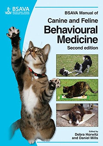 BSAVA Manual of Canine and Feline Behavioural Medicine (BSAVA British Small Animal Veterinary Association) por From British Small Animal Veterinary Association