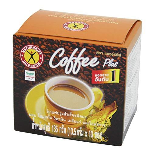Naturegift Coffee Plus Instant Kaffee mit Ginsengextrakt 10x135g