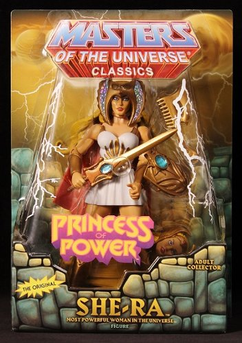 Masters of the Universe MotU Classics Figur: She-Ra (Spielzeug Shera)