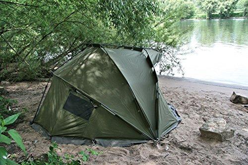 Zoom IMG-3 campfeuer tenda per 2 persone