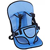 #2: Futurekart™ Multi-function Adjustable Baby Car Cushion Seat with Safety Belt - For Babies & Toddlers